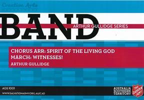 SPIRIT OF THE LIVING GOD / WITNESSES!