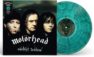 MOTÖRHEAD: OVERNITE SENSATION-LTD. EDITION COLOURED LP