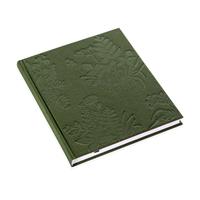 Notatbok vev 170*200 Tuvor Olivengrønn