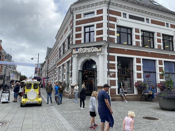 Kristiansand, -  RFID arbeider