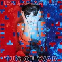 MCCARTNEY PAUL: TUG OF WAR LP