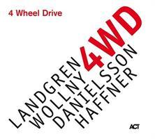 LANDGREN/WOLLNY/DANIELSSON/HAFFNER: 4 WHEEL DRIVE LP (FG)