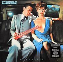 SCORPIONS: LOVEDRIVE LP+CD