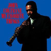 COLTRANE JOHN: MY FAVOURITE THINGS LP