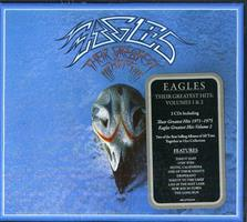 EAGLES: THEIR GREATEST HITS VOLUMES 1 & 2 2CD
