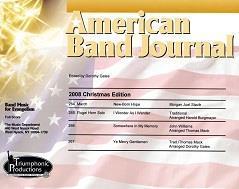 AMERICAN BAND JOURNAL No 264 - 267