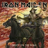 IRON MAIDEN: DEATH ON THE ROAD 2LP