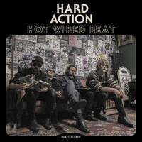 HARD ACTION: HOT WIRED BEAT-PURPLE LP