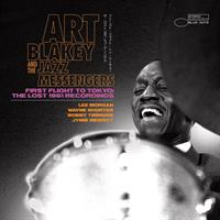 ART BLAKEY & THE JAZZ MESSENGERS: FIRST FLIGHT TO TOKYO-THE LOST 1961 RECORDINGS 2LP