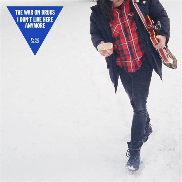 WAR ON DRUGS: I DON'T LIVE HERE ANYMORE-INDIE ONLY BLUE 2LP