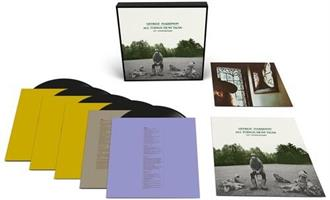 HARRISON GEORGE: ALL THINGS MUST PASS-DELUXE 5LP