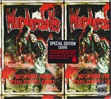 MURDERDOLLS: WOMEN AND CHILDREN LAST CD+DVD