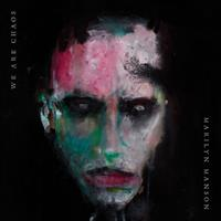 MARILYN MANSON: WE ARE CHAOS-TRANSLUCENT RED LP