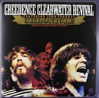 CREEDENCE CLEARWATER REVIVAL: CHRONICLE-THE 20 GREATEST HITS 2LP