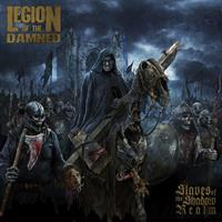 LEGION OF THE DAMNED: SLAVES OF THE SHADOW REALM LP