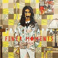 ZAPPA FRANK: FINER MOMENTS - 2CD