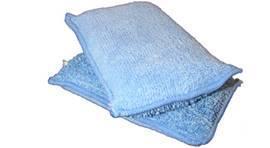 Frotee tyyny, suorakaide sininen