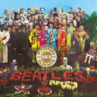 BEATLES: SGT. PEPPERS LONELY HEARTS... LP MONO