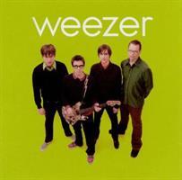WEEZER: WEEZER (GREEN ALBUM) LP