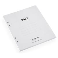Kalender 2022 - innhold til perm 170x200