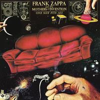 ZAPPA FRANK: ONE SIZE FITS ALL (VINYL)