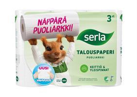 Serla Puoliarkki talouspaperi
