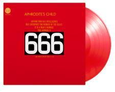 APHRODITES CHILD: 666-LIMITED COLOURED 2LP