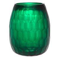 Vase Emeraude Green