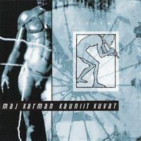 MAJ KARMAN KAUNIIT KUVAT: ISKELMÄ EP-KÄYTETTY CD (NM)