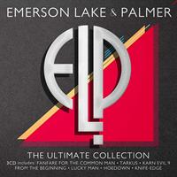 EMERSON, LAKE & PALMER: THE ULTIMATE COLLECTION 3CD