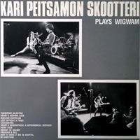 KARI PEITSAMON SKOOTTERI: PLAYS WIGWAM LP