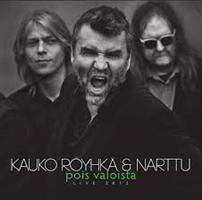 RÖYHKÄ KAUKO & NARTTU: POIS VALOISTA-LIVE 2012