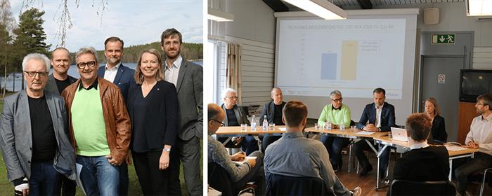 Mycket stark tillväxt i industrin i Olofström