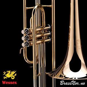Wessex ventiltrombone P901 Lakkert