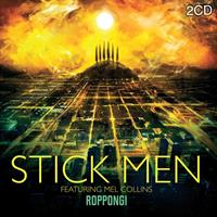 STICK MEN: ROPPONGI-LIVE IN TOKYO 2017 2CD