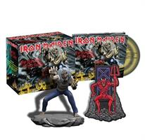 IRON MAIDEN: THE NUMBER OF THE BEAST-REMASTERED+FIGURE