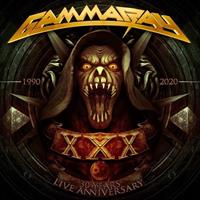 GAMMA RAY: XXX-30 YEARS LIVE ANNIVERSARY 2CD+DVD
