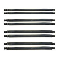 Harpunstrikk 18mm. Tvilling