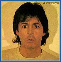 MCCARTNEY PAUL: MCCARTNEY II LP