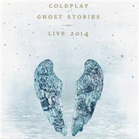 COLDPLAY: GHOST STORIES LIVE 2014 CD+DVD