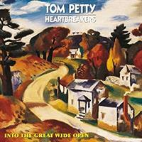 PETTY TOM & THE HEARTBREAKERS: INTO THE GREAT WIDE OPEN LP
