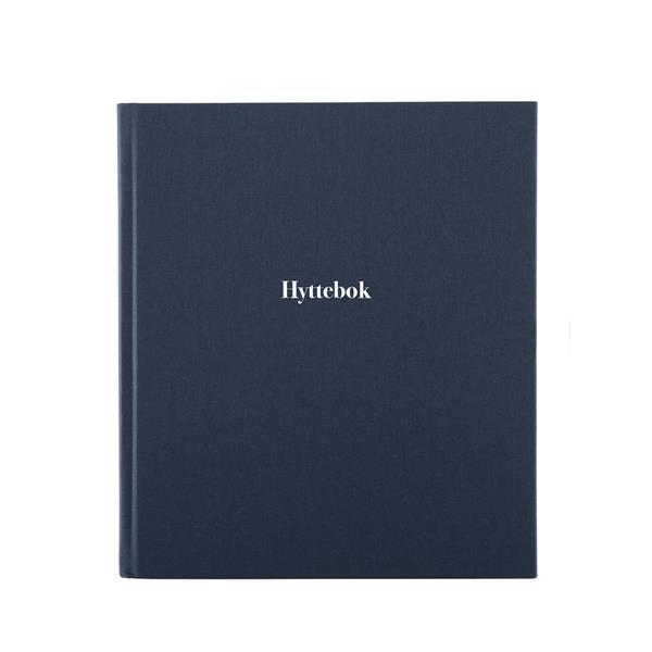 Hyttebok Iris Blå