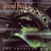 SACRED REICH: THE AMERICAN WAY-REISSUE CD