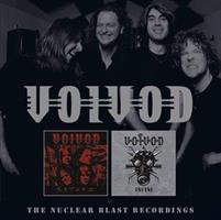 VOIVOD: KATORZ & INFINI (THE NUCLEAR BLAST RECORDINGS) 2CD