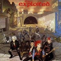 EXPLOITED: TROOPS OF TOMORROW-DIGIPACK