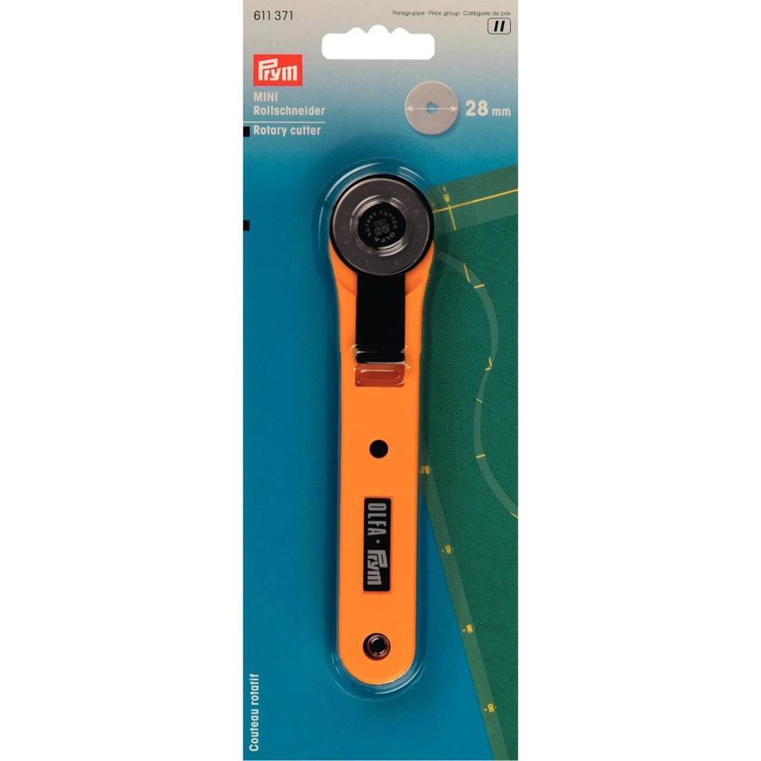 Prym:  Mini rullekniv 28mm