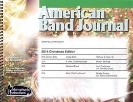 AMERICAN BAND JOURNAL No 313 - 316