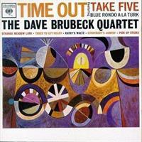 BRUBECK DAVE QUARTET: TIME OUT LP