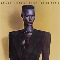 JONES GRACE: NIGHTCLUBBING LP