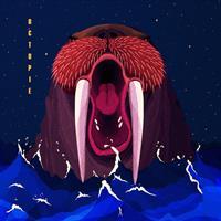 OCTOPIE: THE ADVENTURES OF HARRY & WALRUS KANE LP BLUE